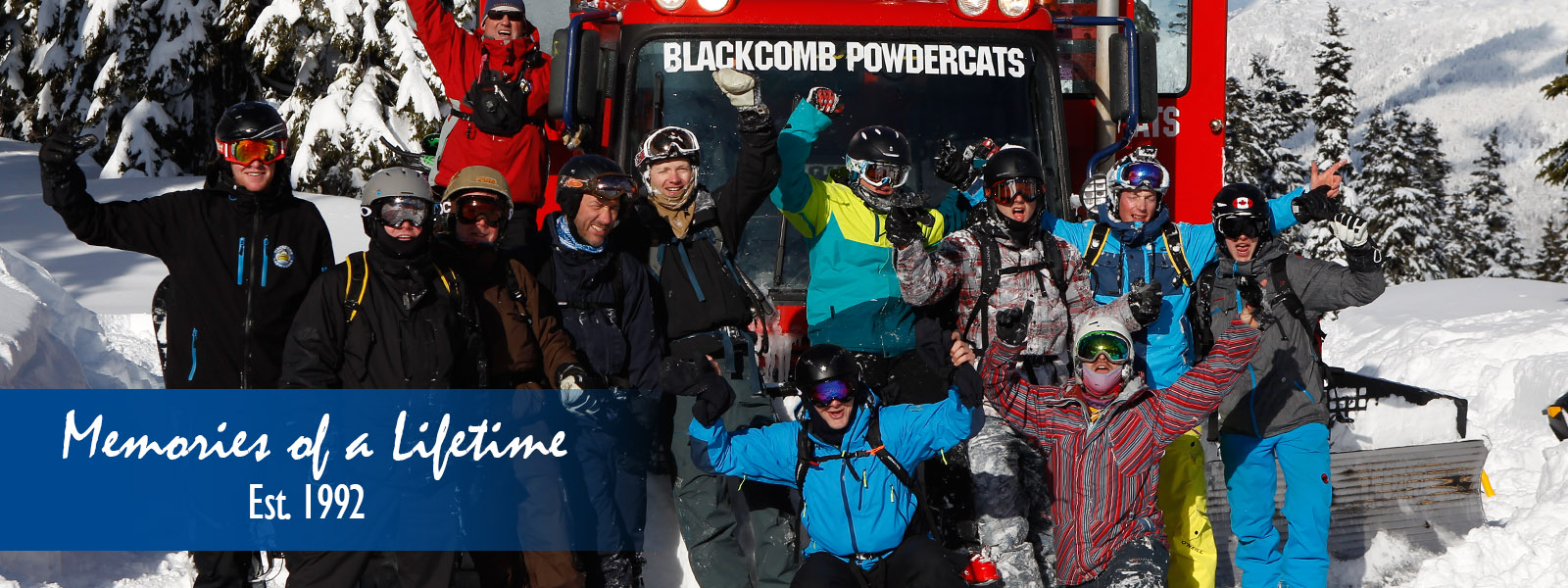 Backcountry Snowcat Tours