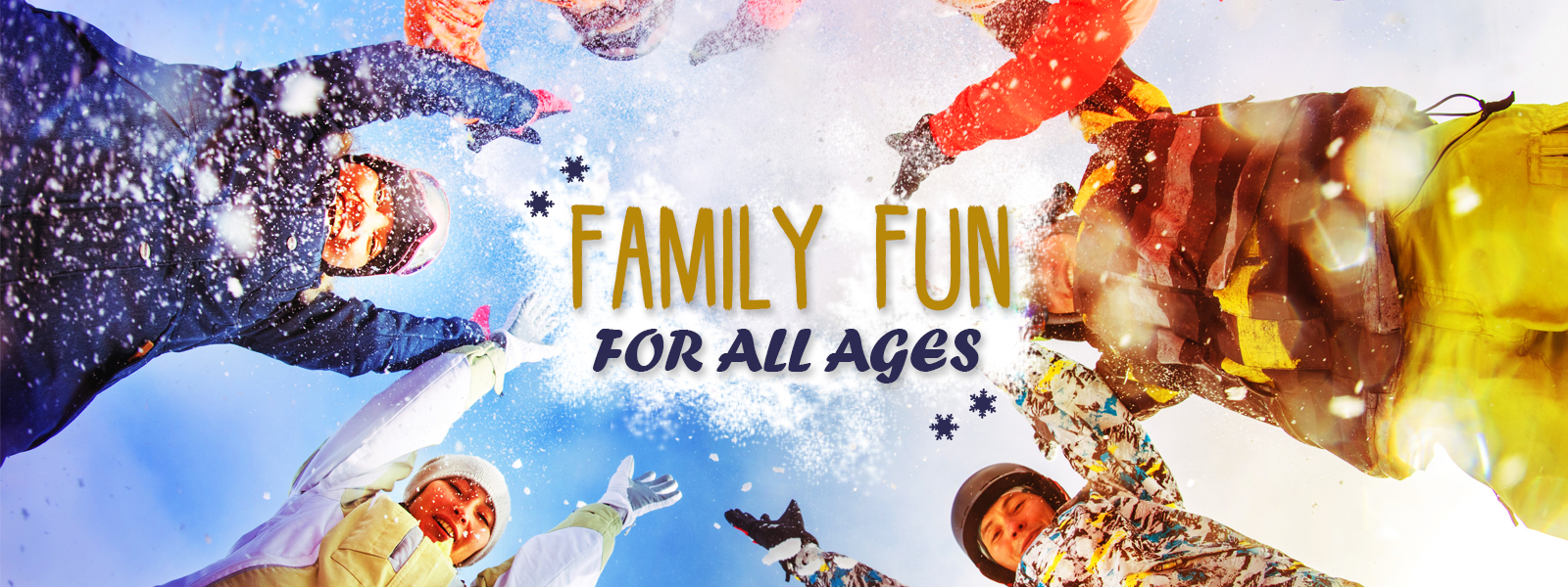Family fun for all ages